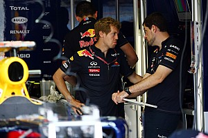 Vettel Urges Red Bull To Finally Fix KERS