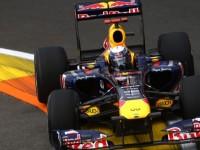 F1 Pole Master Vettel Strikes Again At Valencia