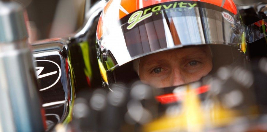 Grosjean Takes GP2 Points Lead With Valencia Race 1 Win