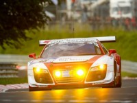 Audi Qualifying Report For Nurburgring 24 Hour Endurance