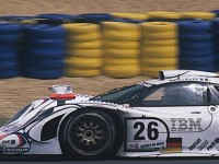 Porsche Works Prototype Back At Le Mans In 2014