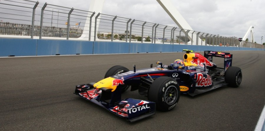Webber Moving Closer To Vettel's F1 Race Pace - Horner