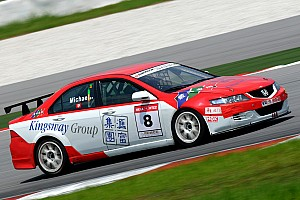 Touring Asian Touring Car Series Sepang Qualifying Report