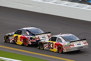 NASCAR Sprint Cup Red Bull Racing Team Daytona 400 Race Report