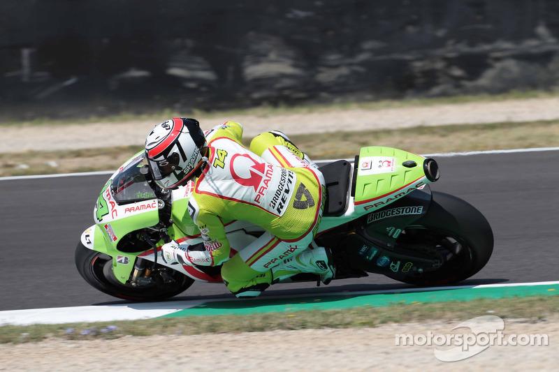 Pramac Racing Italian GP Race Report