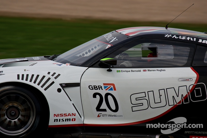 Sumo Power GT Goodwood Festival Of Speed Summary
