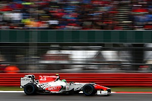 HRT British GP - Silverstone Friday Practice Report