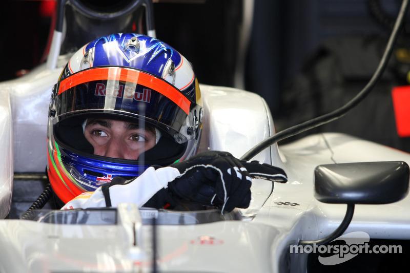 HRT British GP - Silverstone Friday Practice Report