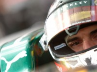 Jules Bianchi Claims GP2 Series Silverstone Pole 