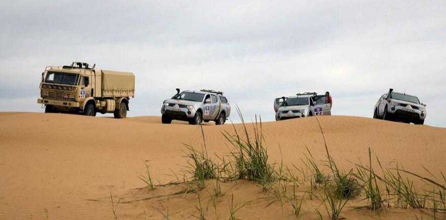 Dakar Series' Teams Ready To Take On Russia's Silk Way Rally