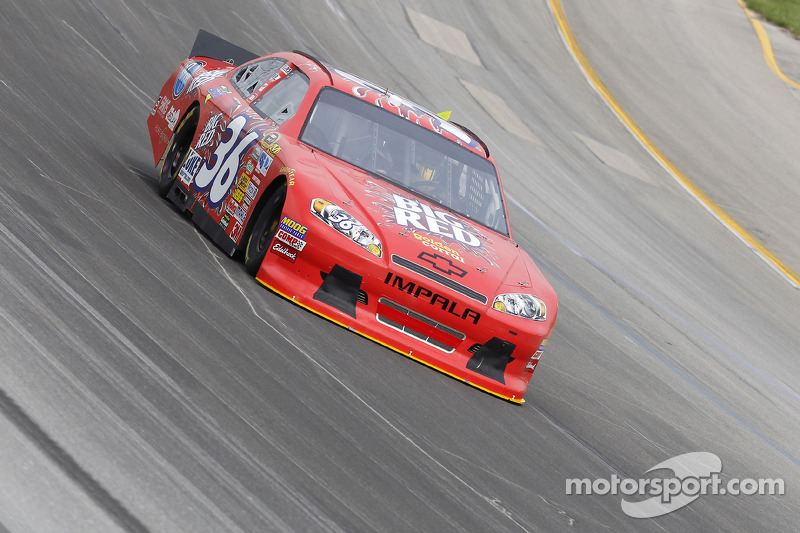 Dave Blaney Kentucky 400 Race Report