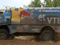 Holowczyk & Kabirov Take Over The Lead In Silk Way Rally 2nd Stage