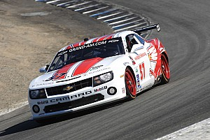 Grand-Am Stevenson Motorsports Laguna Seca Race Report