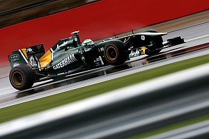 Team Lotus Hire Chandhok For German GP At Nurburgring