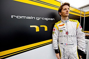 GP2 Series Nurburgring Practice Report