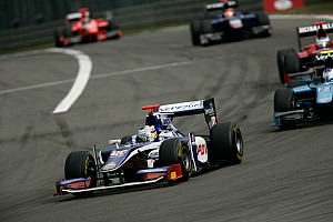 GP2 Trident Racing Nurburgring Race 1 Report