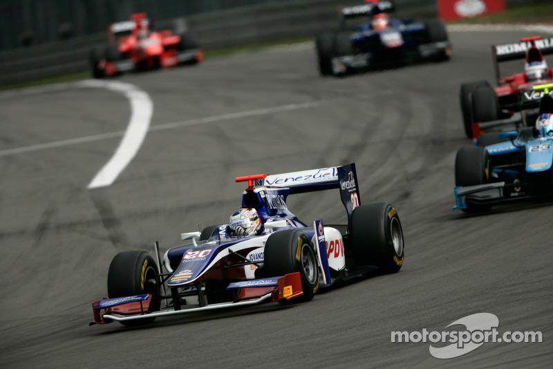Trident Racing Nurburgring Race 1 Report
