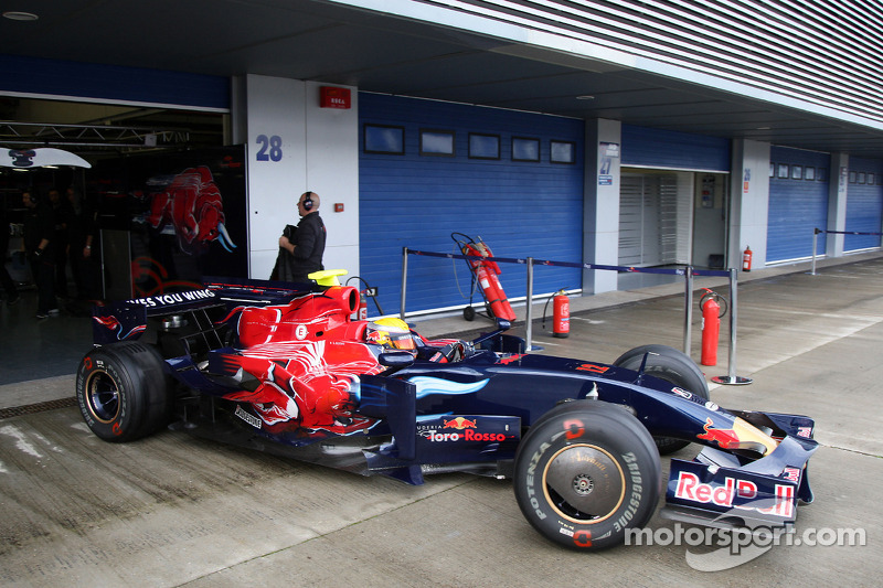 Teams Consider Single In-Season Test For 2012
