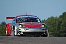 Flying Lizard Motorsports Mosport Race Report