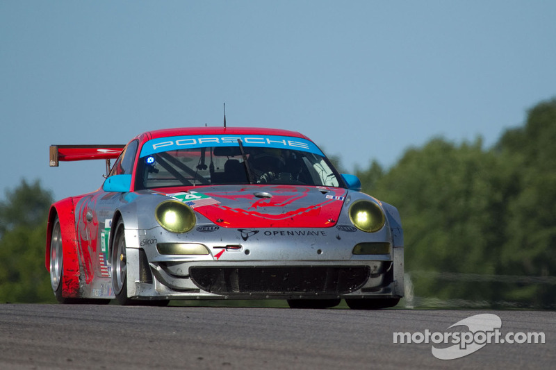 Flying Lizard Motorsports Mosport Race Report