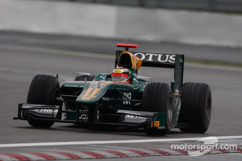Lotus ART Nurburgring Event Summary