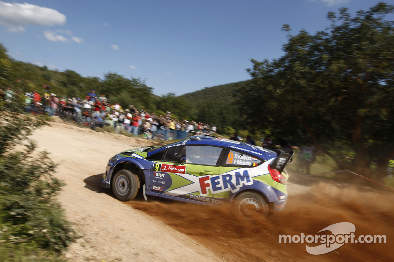 FERM World Rally Team Arrives At Rally Finland