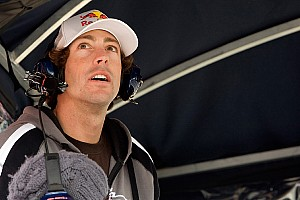 NASCAR XFINITY Travis Pastrana Injury Cancels Indy IRP Debut