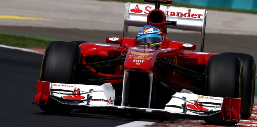 Ferrari F1 Hungarian GP Qualifying Report