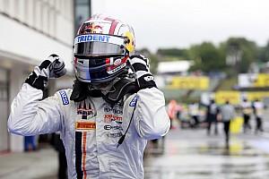 GP2 Stefano Coletti Budapest Race 2 Report