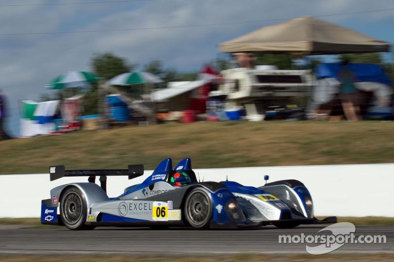 Core Autosport Heading To Mid-Ohio Challenge