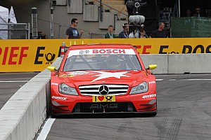 DTM Van Der Zande Looking Forward To Sixth Race Of Season