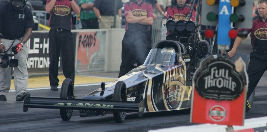 NHRA Seattle Friday Qualifying At Pacific Raceways Report