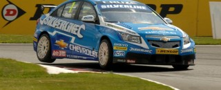 BTCC Plato Fastest In BTCC Qualifying At Snetterton