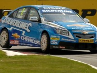 Plato Fastest In BTCC Qualifying At Snetterton