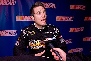 J.J. Yeley  Pocono II Qualifying Report