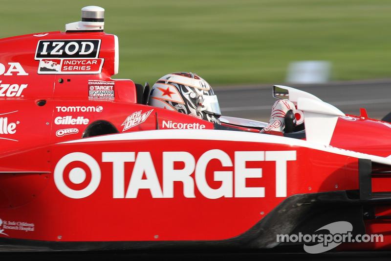 IndyCar Series Mid-Ohio Qualifying Report