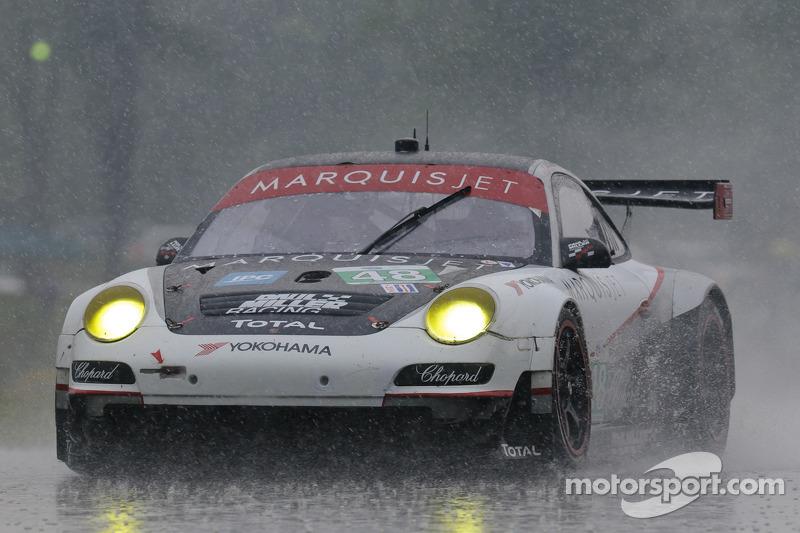 Paul Miller Racing Mid-Ohio Race Report