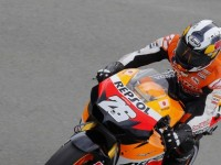 Pedrosa sets hot laps in Czech GP Friday practices