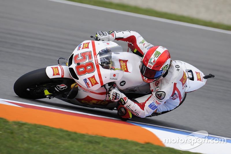 Gresini Racing Czech GP qualifying report