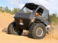 Sergei Khalzev's total off-roader