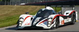 ALMS Muscle Milk AMR aims for the Road America victory
