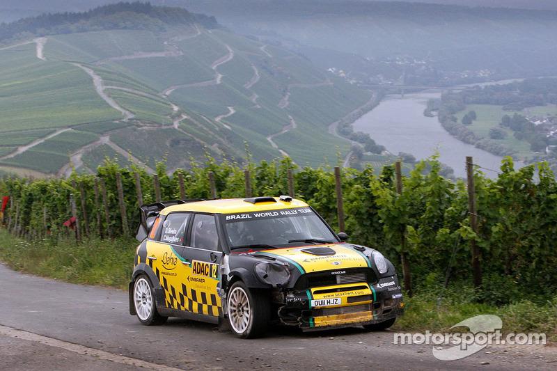 Brazil WRT Rally Deutschland summary