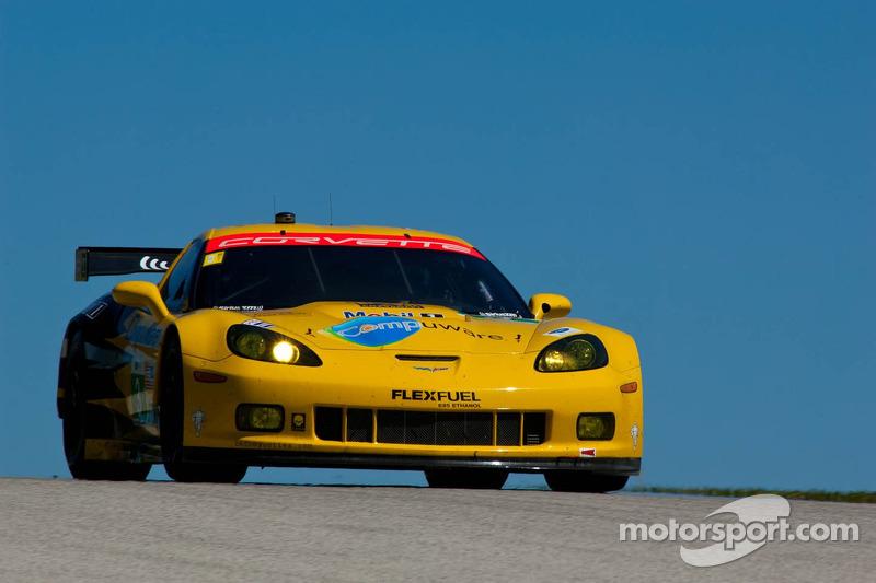 Corvette Racing Road America race report