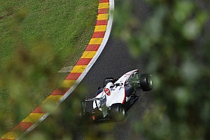 Formula 1 Sauber Belgian GP - Spa qualifying report