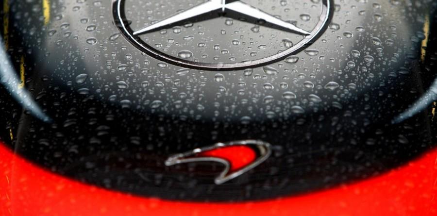 McLaren Belgian GP - Spa qualifying report