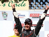 Team Penske sweeps the podium at Sonoma 