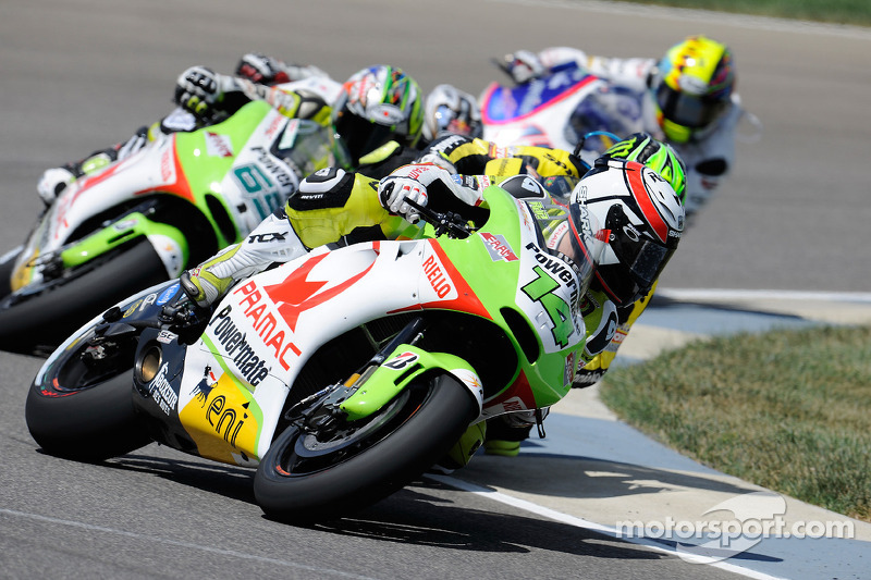 Pramac Racing Indianapolis GP race report