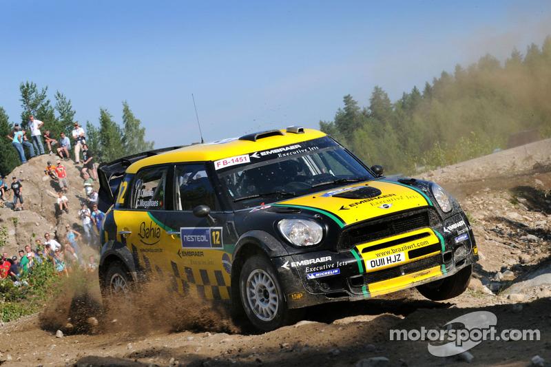 Brazil WRT ready for Rally Australia