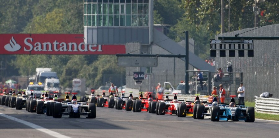 GP2 teams ready for 2011 season finale at Monza
