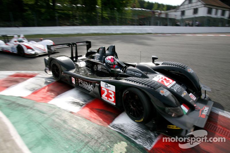 New Zytek hybrid debuts at 6 Hours of Silverstone